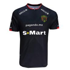 20-21 JUAREZ Black Fans Soccer Jersey