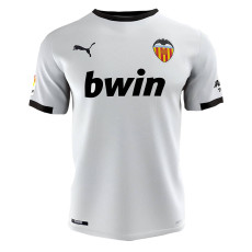 20-21 Valencia Home Fans Soccer Jersey