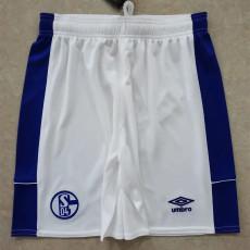 20-21 Schalke 04 Away Shorts Pants