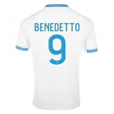 BENEDETTO #9 Marseille 1:1 Home Fans Soccer Jersey 2020/21