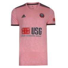 20-21 Sheffield United  Away Fans Soccer Jersey