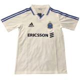1999-2000 Marseille Home Retro Soccer Jersey