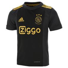 20-21 Ajax 50th Anniversary 1:1 Black Fans soccer jersey