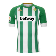 20-21 Real Betis Home Fans Soccer Jersey