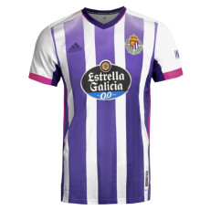 20-21 Valladolid Home Fans Soccer Jersey