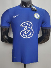 20-21 CHE Home Player Version Soccer Jersey