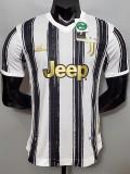 20-21 JUV Home Player Version Soccer Jersey