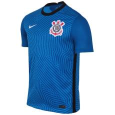 2020 Corinthians Blue Goalkeeper Soccer Jersey