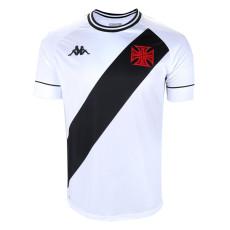 2020 Vasco da 1:1 Away White Fans Soccer Jersey
