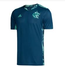 2020 Flamengo Blue Goalkeeper Soccer Jersey