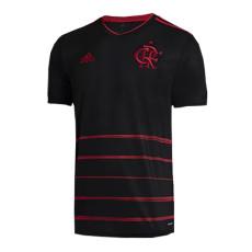 2020 Flamengo 1:1 Third Black Fans Soccer Jersey