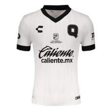 20-21 Queretaro Away White Fans Soccer Jersey