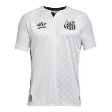 2020  Santos FC 1:1  Home Fans Soccer Jersey