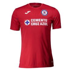 20-21 Cruz Azul Goalkeeper Red Soccer Jersey