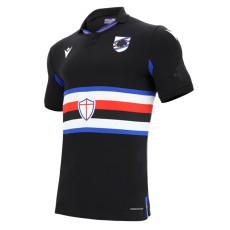20-21 Sampdoria Third Black Fans Soccer Jersey