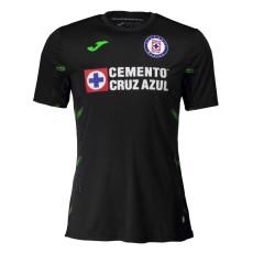 20-21 Cruz Azul Goalkeeper Black Soccer Jersey