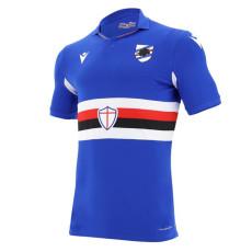 20-21 Sampdoria Home Fans Soccer Jersey