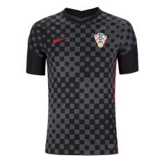 2020 Croatia 1:1 Away Fans Soccer Jersey