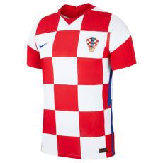 2020 Croatia 1:1 Home Fans Soccer Jersey