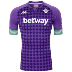 20-21 Real Betis Away Fans Soccer Jersey