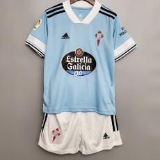 20-21 Celta Home Kids Soccer Jersey