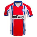 20-21 Alaves Away Fans Soccer Jersey