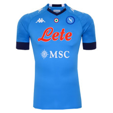 20-21 Napoli Home Fans Soccer Jersey