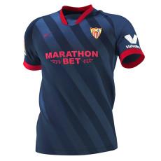 20-21 Sevilla Third Fans Soccer Jersey