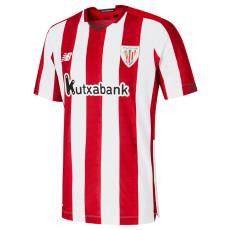 20-21 Bilbao Home Fans Soccer Jersey (没有黑点)