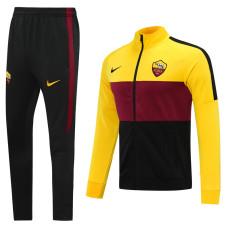 20-21 Roma Yellow Jacket Tracksuit