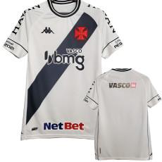 2020  Vasco da 1:1 (all Sponsors)  Away Fans Soccer Jersey