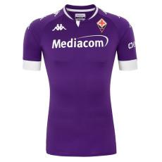 20-21 Fiorentina Home Fans Soccer Jersey