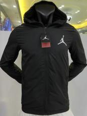 20-21 Jordan Black Windbreaker