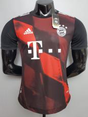 20-21 Bayern Third Player Version Soccer Jersey