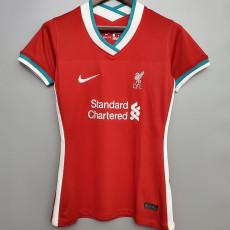 20-21 LIV Home Women Soccer Jersey