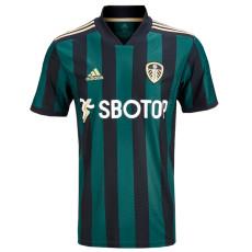 20-21 Leeds United 1:1 Away Fans Soccer Jersey