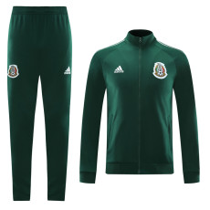 20-21 Mexico Green Jacket Tracksuit