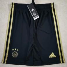 20-21 Ajax Third Black Shorts Pants