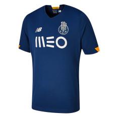 20-21 Porto 1:1 Away Blue Fans Soccer Jersey