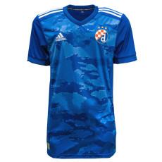 20-21 Dinamo Zagreb Home Fans Soccer Jersey