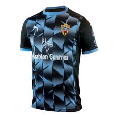 20-21 Almeria Away Fans Soccer Jersey
