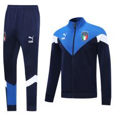20-21 Italy Classic Blue Jacket Tracksuit