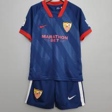 20-21 Sevilla Third Kids Soccer Jersey