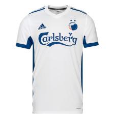 20-21 Copenhagen Home Fans Soccer Jersey