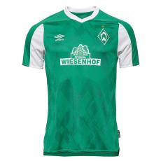 20-21 Bremen Home Fans Soccer Jersey