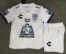 20-21 Pachuca Away Kids Soccer Jersey
