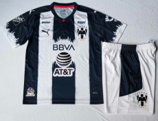 20-21 Monterrey Home Kids Soccer Jersey