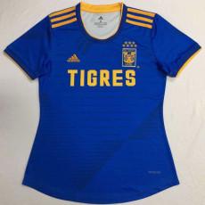20-21 Tigres UANL Away Women Soccer Jersey