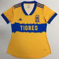 20-21 Tigres UANL Home Women Soccer Jersey