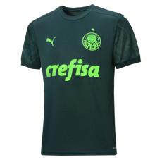 2020 Palmeiras 1:1 Third Green Fans Soccer Jersey